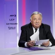 Sécurité : Gérard Larcher fustige l'«impuissance de l'État régalien»