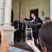 Brésil: destitution du gouverneur de Rio, qui crie au complot