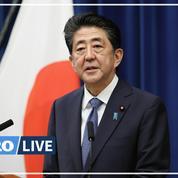 Malade, le premier ministre japonais Shinzo Abe tire sa révérence