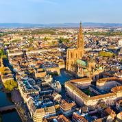 Strasbourg: un homme arrêté après avoir écrit «Interdit aux Juifs»