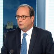 Covid-19 : François Hollande se prononce en faveur du masque gratuit à l'école