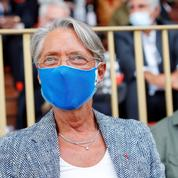 «Porter le masque systématiquement en entreprise est très important», explique Élisabeth Borne
