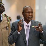Guinée: le président Alpha Condé candidat à un troisième mandat