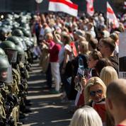 Moscou dénonce les «inacceptables» sanctions visant la Biélorussie