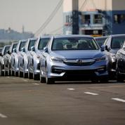 Japon: poursuite du déclin des ventes de véhicules neufs en août