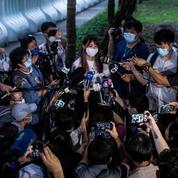 Hongkong: la dissidence réduite au silence, selon la militante Agnes Chow