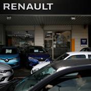 Le marché automobile français retombe dans le rouge en août