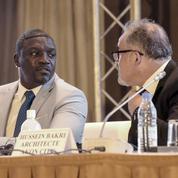 Le rappeur Akon présente sa ville futuriste au Sénégal