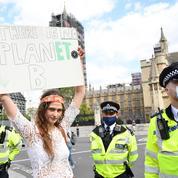 GB: Extinction Rebellion veut interpeller les députés britanniques
