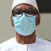 Mali: l'ex-président Keïta hospitalisé après un court AVC