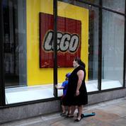 La brique Lego dopée par le commerce en ligne au premier semestre
