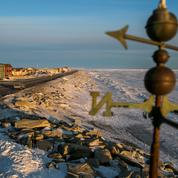 Les glaces de la mer de Béring à leur niveau le plus réduit en 5500 ans