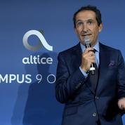 La filiale américaine d'Altice veut racheter le canadien Cogeco pour 7,8 milliards de dollars