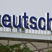 Les aides ne devraient pas aller aux entreprises «zombies», selon le patron de la Deutsche Bank