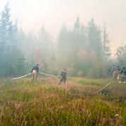 Les feux en Sibérie ont causé des émissions record de CO2, selon Copernicus