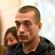 Piotr Pavlenski sort un livre sur «sa démarche artistique d'art politique»