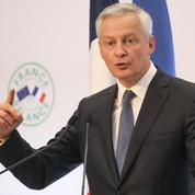 Les mesures de chômage partiel prolongées en 2021 si nécessaire, assure Bruno Le Maire