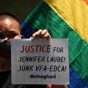 Les Philippines suspendent la libération d'un Marine américain meurtrier d'une transgenre