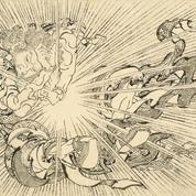 Le British Museum acquiert 103 dessins d'Hokusai «perdus» depuis 1948