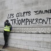 «Gilets jaunes» : dix-sept personnes seront jugées pour le saccage fin 2018 de l'Arc de Triomphe