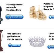 Le loto du patrimoine de Stéphane Bern victime de cybersquattage