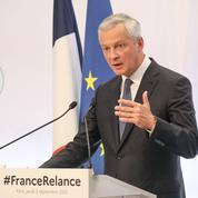 La récession sera «probablement un peu moins forte que prévu», selon Bruno Le Maire