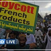 Des milliers de manifestants anti-«Charlie Hebdo» au Pakistan