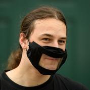 Sophie Cluzel promet 100.000 masques transparents «d'ici la fin du mois»