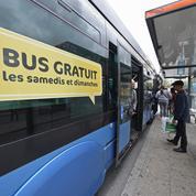 Dunkerque, Aubagne, Montpellier... Ces villes où les transports en commun sont gratuits