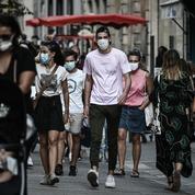 Covid-19 : l'épidémie continue à gagner du terrain en France, 28 départements en zone rouge