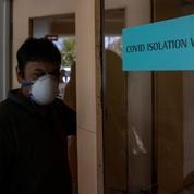 Coronavirus : l'Inde devient le 2e pays du monde en nombre de cas