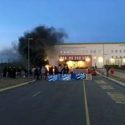 Valence : le centre pénitentiaire brièvement bloqué par les surveillants après une agression