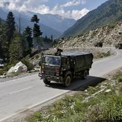 La Chine accuse l'Inde d'intimidation avec des armes à sa frontière