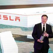 L'action Tesla dégringole de 15% mardi à l'ouverture de Wall Street