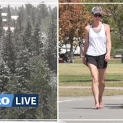 États-Unis : le Colorado perd 30°C en moins d'une journée