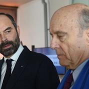 Alain Juppé prédit un destin national à Édouard Philippe, «demain ou après-demain»