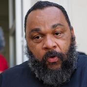 Dieudonné condamné à 10.000 euros d'amende pour des propos racistes