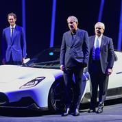 Maserati mise sur le tout électrique et une «Supercar» pour se relancer