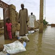 Au Soudan, le site antique de Bajrawiya toujours sous la menace des inondations