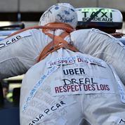 «Prenons notre revanche» : une action collective de taxis français se prépare contre Uber