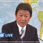 Londres conclut avec Tokyo son premier accord commercial «majeur» post-Brexit