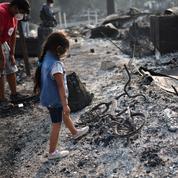 Incendies aux États-Unis : un demi-million de personnes évacuées dans l'Oregon
