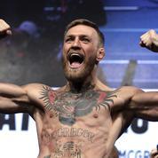 Conor McGregor, la star irlandaise de MMA accusée d'exhibition sexuelle, a été remis en liberté sans poursuites