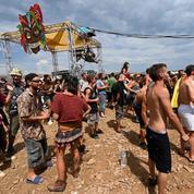 Une rave party réunit plus d'un millier de personnes près de Nantes
