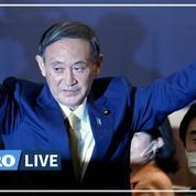 Japon : Yoshihide Suga remporte l'élection du parti au pouvoir pour succéder à Shinzo Abe