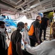 Naufrage d'un bateau de migrants au large de Crète