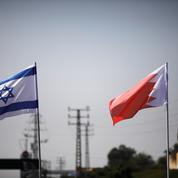 Paris demande la suspension «définitive» du projet d'annexion de territoires palestiniens