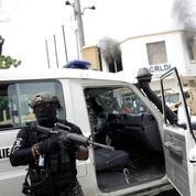 Haïti: une manifestation de policiers paralyse la capitale