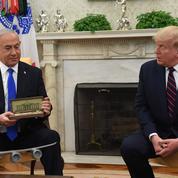 «Un coup de poignard»: à Washington des militants pro-Palestiniens dénoncent les accords