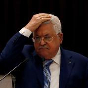 «Aucune paix» au Proche-Orient sans la fin de «l'occupation» israélienne, selon Mahmoud Abbas